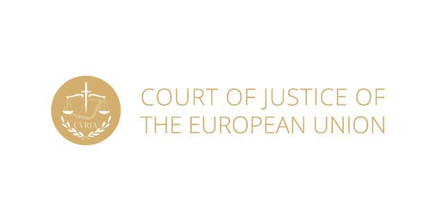 logo vector Tribunal de Justicia de la Unión Europea