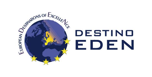 logo vector Destino Edén