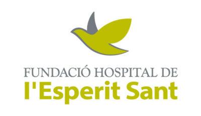 logo vector Fundació Hospital de l'Esperit Sant