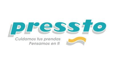 logo vector Pressto
