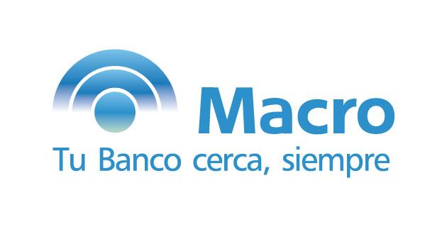 logo vector Banco Macro