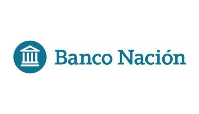 logo vector Banco Nación