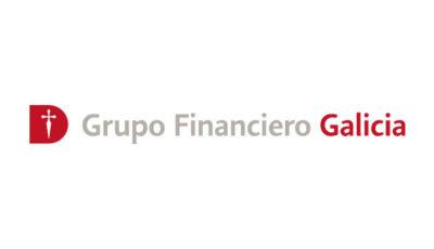 logo vector Grupo Financiero Galicia