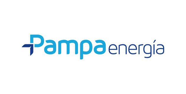 logo vector Pampa Energía