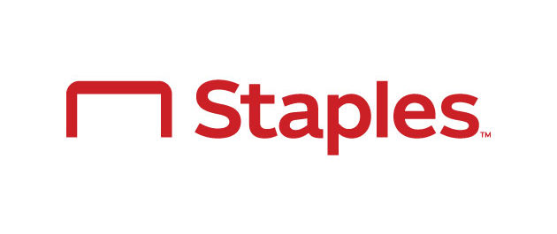 logo vector Staples