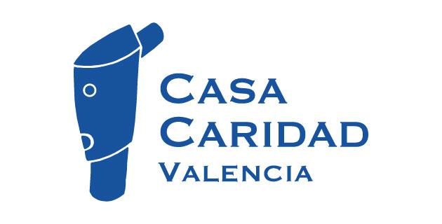 logo vector Casa Caridad Valencia