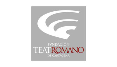 logo vector Fundación Teatro Romano de Cartagena