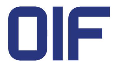 logo vector OIF