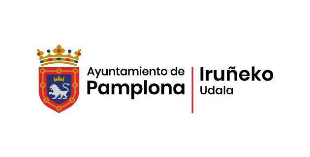 logo vector Ayuntamiento de Pamplona