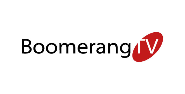 logo vector Boomerang TV