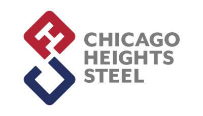 logo vector Chicago Heights Steel