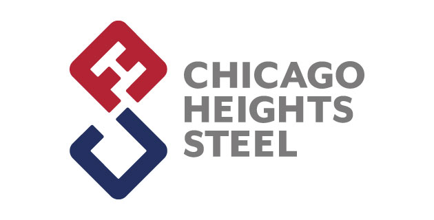 logo vector Chicago Heights Steel