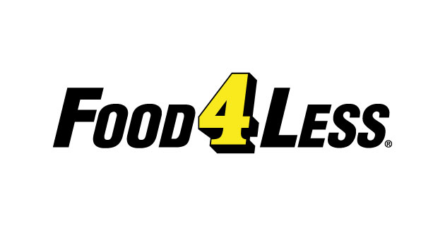 logo vector Food 4 Less