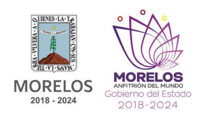 logo vector Gobierno del Estado de Morelos