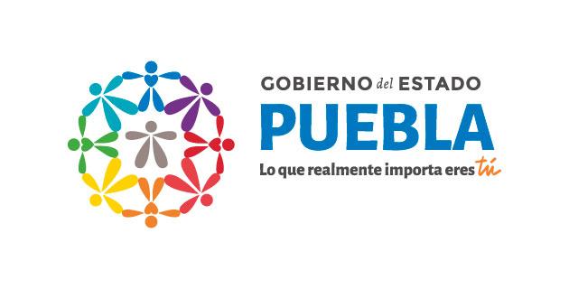 logo vector Gobierno del Estado de Puebla