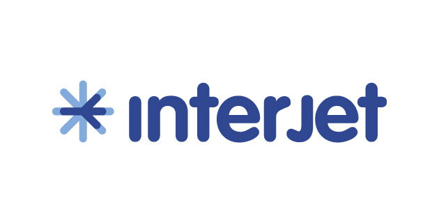 logo vector Interjet