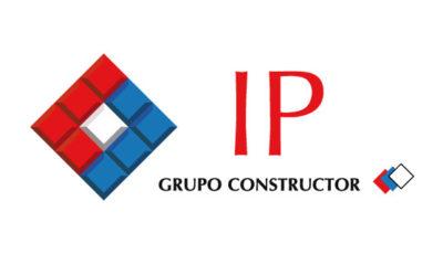 logo vector IP Grupo Constructor