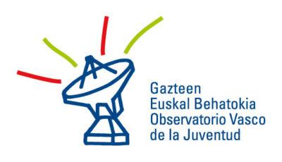 logo vector Observatorio Vasco de la Juventud