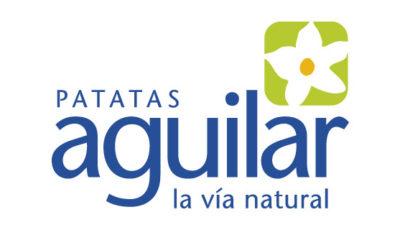 logo vector Patatas Aguilar