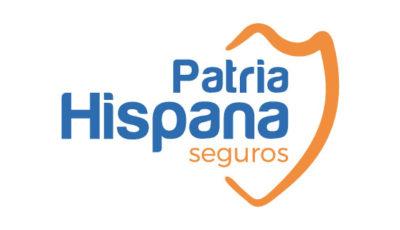 logo vector Patria Hispana Seguros