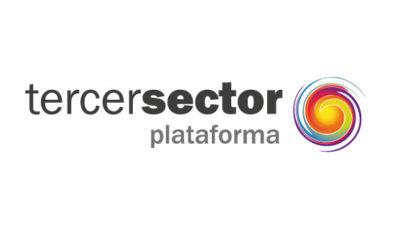 logo vector Plataforma del Tercer Sector