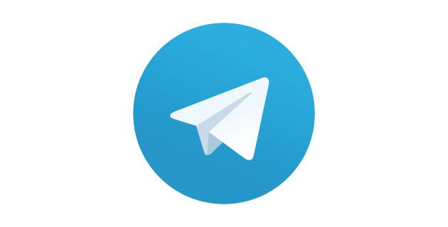 logo vector Telegram