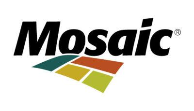 logo vector The Mosaic Company