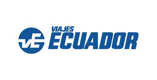 logo vector Viajes Ecuador