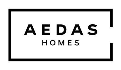 logo vector AEDAS Homes
