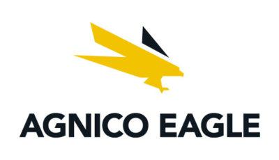 logo vector Agnico Eagle