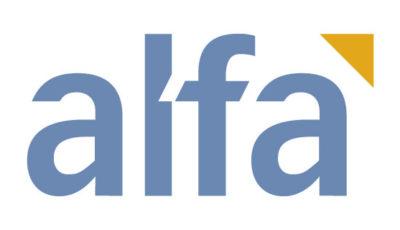 logo vector ALFA