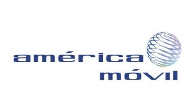 logo vector América Móvil