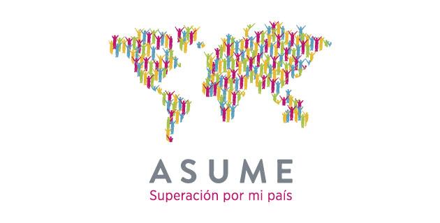 logo vector ASUME