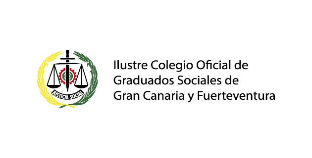 logo vector Colegio de Graduados Sociales de Gran Canaria y Fuerteventura