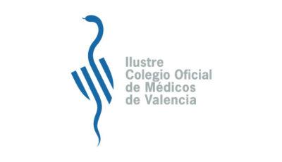 logo vector Colegio Oficial de Médicos de Valencia