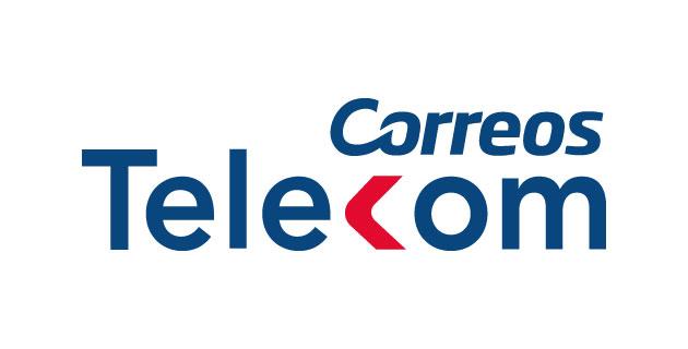 logo vector Correos Telecom
