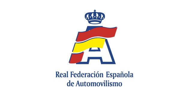 logo vector Federación Española de Automovilismo