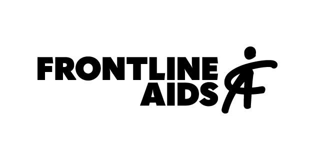 logo vector Frontline AIDS