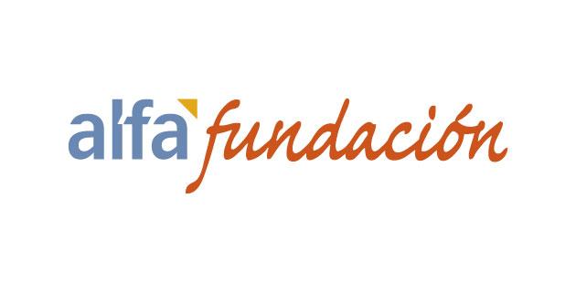 logo vector Fundación Alfa
