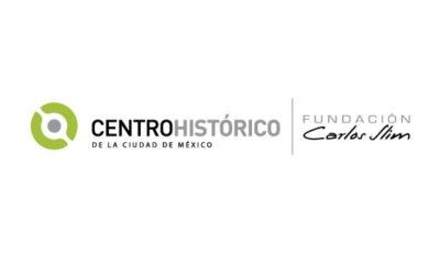 logo vector Fundación Centro Histórico de la Ciudad de México