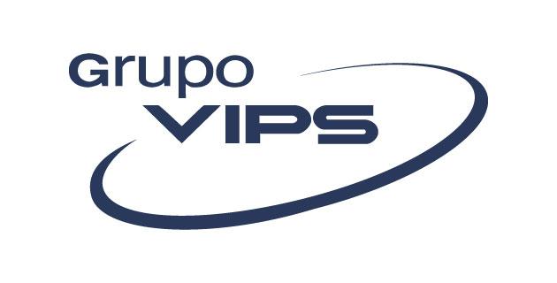 logo vector Grupo VIPS