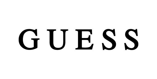 logo vector Guess