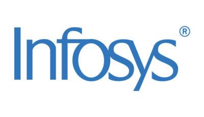 logo vector Infosys