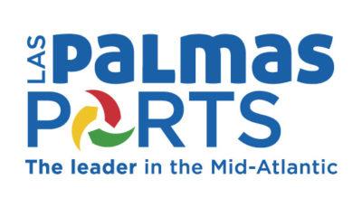 logo vector Las Palmas Ports