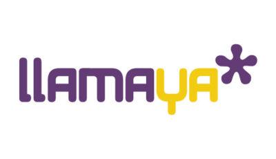 logo vector LlamaYa