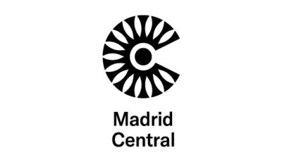 logo vector Madrid Central