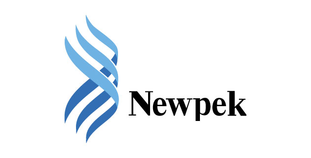 logo vector Newpek