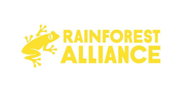 logo vector Rainforest Alliance