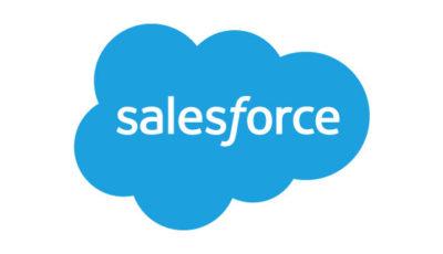 logo vector Salesforce