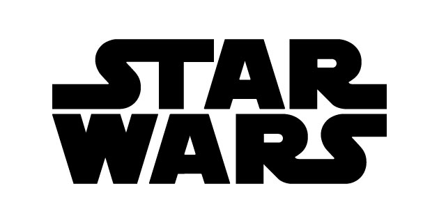logo vector Star Wars